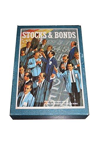 Stocks & Bonds 1964 3M Stock Market Game