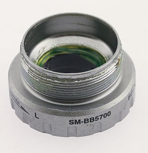 SHIMANO 105 5700 Hollowtech II Road Bike Left Side Cup Bottom Bracket 68mmNEW