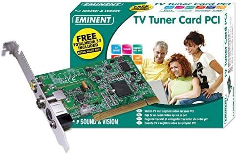 Eminent TV Tuner Card PCI Interno Analógica PCI: Amazon.es ...