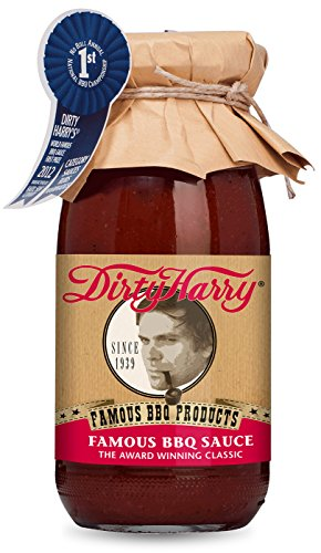 Münchner Kindl Bio Dirty Harry Famous Barbecue Sauce, 250 ml