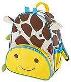 Skip Hop Zoo Little Kid and Toddler Backpack, Ages 2+, Multi Jules Giraffe