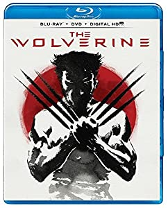 Cover Image for 'The Wolverine (Blu-ray / DVD + DigitalHD)'