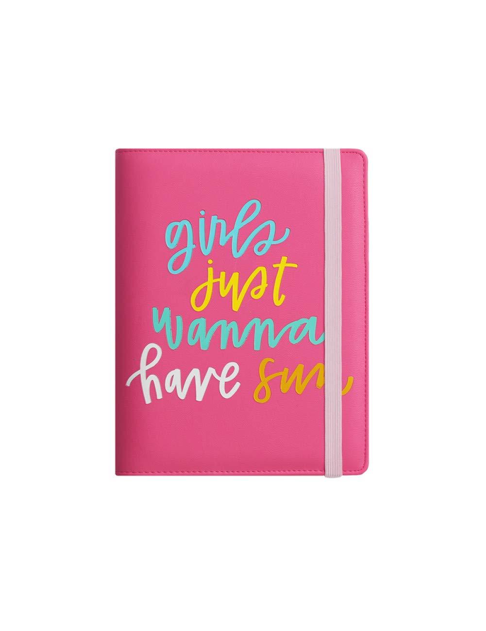 ZXSH Cuaderno Carpeta De Color Caramelo Cuaderno Personal ...