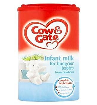 Cow & Gate Leche Infantil Para Los Bebés Hambrientos De 900G Recién ...