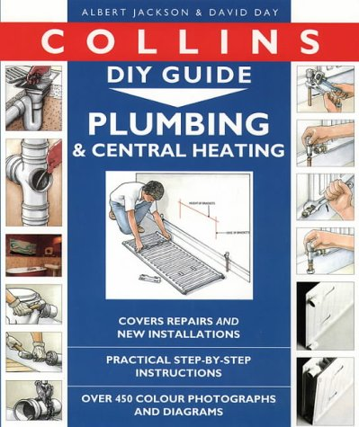 Plumbing and Central Heating (Collins DIY guides)