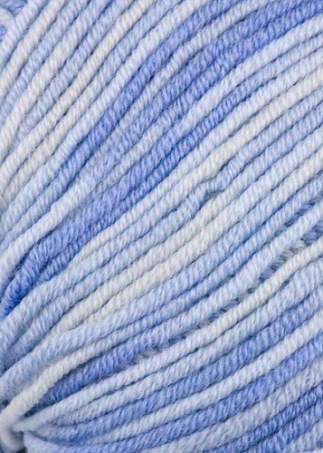Crystal Palace - Merino 5 Print Knitting Yarn - Jeans (# 2305) (Yarn 110 Yard)