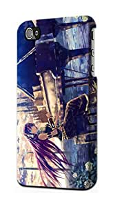 S0052 Vocaloid Megurine Luka Case Cover for Iphone 4 4s