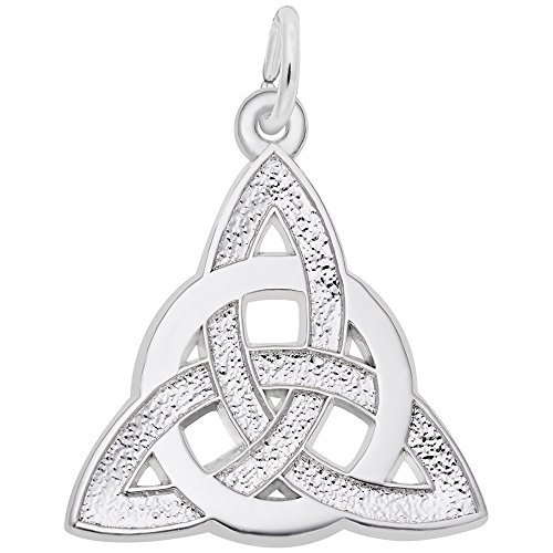 Rembrandt Charms, Celtic Circle of Life, .925 Sterling Silver (Celtic Circle Life)