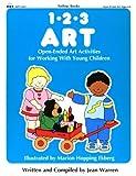 1-2-3 Art, Jean Warren, 0911019065