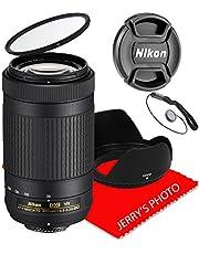 $199 » Nikon AF-P DX NIKKOR 70-300mm f/4.5-6.3G ED VR Lens (White Box)