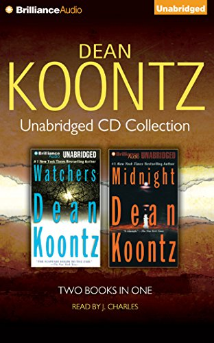 Dean Koontz Unabridged CD Collection: Watchers, Midnight by Brilliance Audio