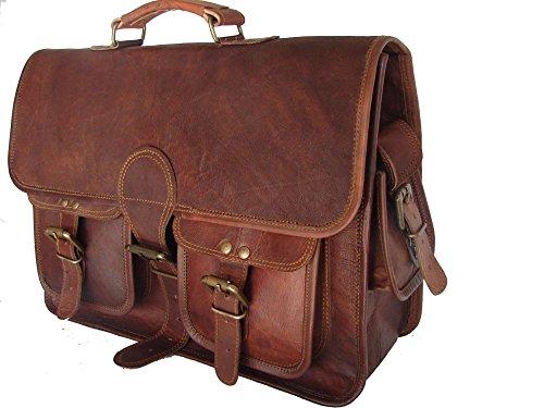 handcrafted-exports-vintage-leather-messenger-laptop-satchel-briefcase-gift-sale
