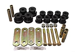 Energy Suspension 3.2136G Heavy Duty Shackle Set for GM