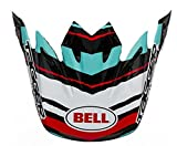 Bell Powersports Moto 9 Visor TAGGER SCRUB 8005612