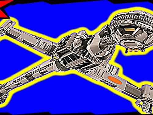 Clip: B-Wing Starfighter UCS (B Wing Starfighter Lego)