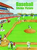 Baseball Sticker Picture, Steven James Petruccio, 0486408183