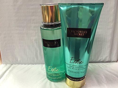 Victoria's Secret Exotic Bundle (Hand & Body Cream and Fragrance Mist) ()