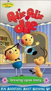 Rolie Polie Olie - Growing Upsie Daisy [VHS]