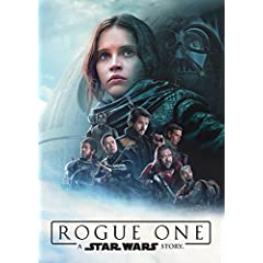 Rogue One: A Star Wars Story on Digital HD on March 24th and Blu-ray on April 4th from Disney