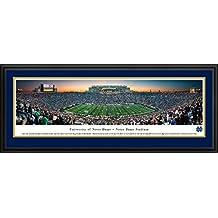 Notre Dame Football - Blakeway Panoramas College Football Print