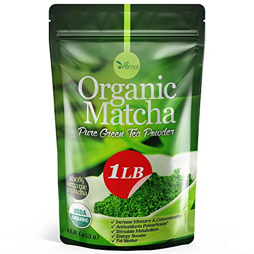 uVernal Matcha Green Tea