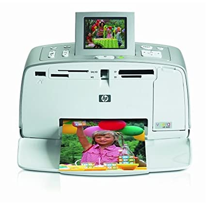 HP Photosmart 335 Impresora fotográfica compacta (Inyección de ...