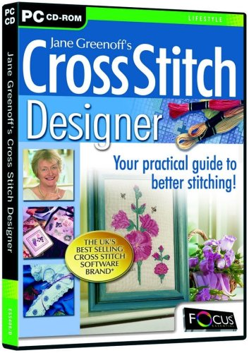 CROSS STITCH DESIGNER JANE GREENOFF product image