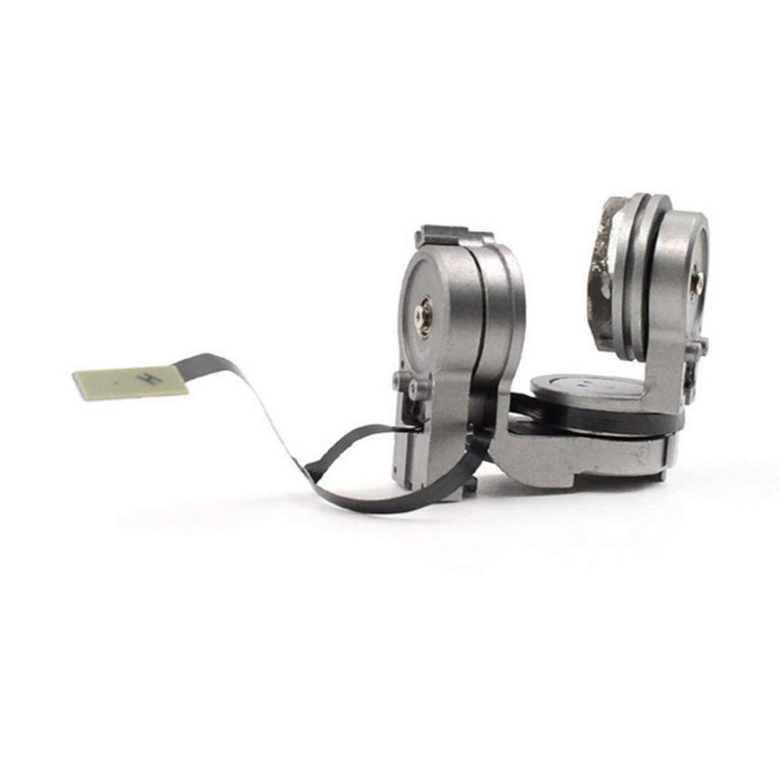 ToGames Drone Gimbal Camera Arm con Piezas Planas Flex Cable Repair para dji Mavic Pro (Color: Plateado)