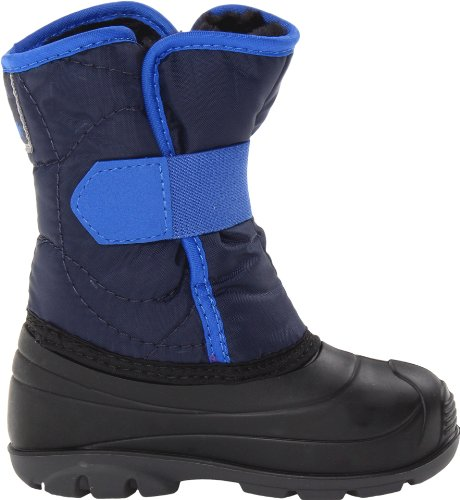 Image of the Kamik Footwear Snowbug3 Insulated Boot (Toddler),Navy,6 M US Toddler