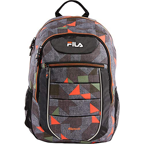 Fila Argus Laptop/Tablet Backpack (Xhatch Abstract)