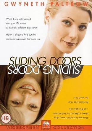 Sliding Doors [DVD] [1998]  sc 1 st  Amazon UK & Sliding Doors [DVD] [1998]: Amazon.co.uk: Gwyneth Paltrow John ...