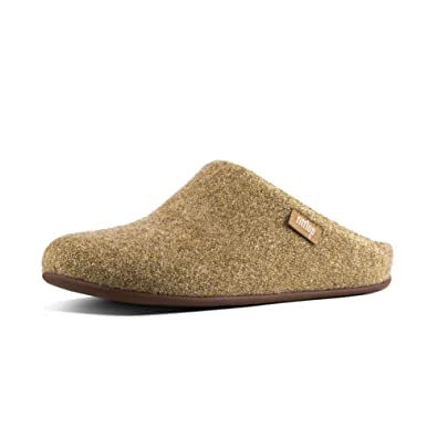 0dc30be6098d Fitflop Chrissie GLIMMERWOOL Ladies Mule Slippers Black  Amazon.co.uk  Shoes    Bags