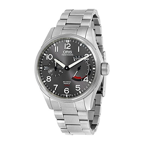 Oris Big Crown ProPilot Mens Watch 01 111 7711 4163-SET 8 22 19