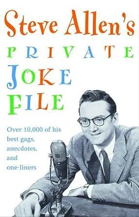 Steve Allens Private Joke File (English Edition) eBook: Steve ...