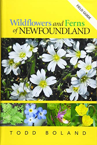 Wildflowers and Ferns of Newfoundland and Labrador: Field Guide (Newfoundland Flowers)