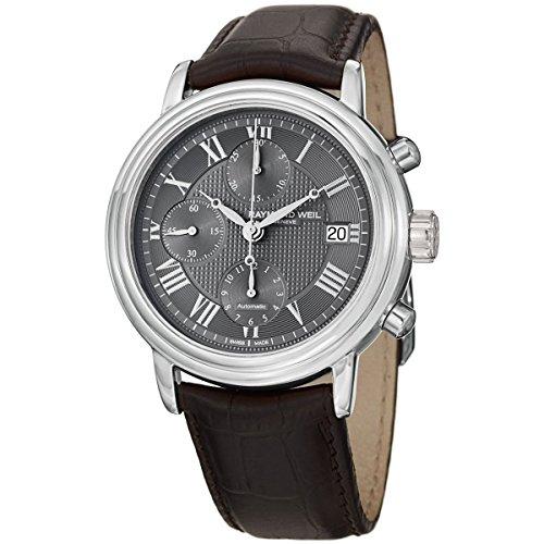 Raymond Weil Maestro Men's Automatic Chronograph Watch 7737-STC-00609
