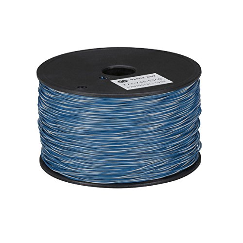 Black Box Network Services Cat.5 Cross-Connect Wire - 1000ft - Blue EYN7001BL-1000 from Black Box Network Services