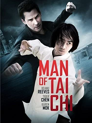 "Amazon.com: Man Of Tai Chi Movie Poster 11""x17"" Mini Poster Ships Rolled In  Cardboard Tube: Posters & Prints"