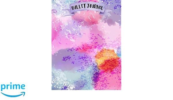 Bullet Journal: A4 - Licorne - 160 pages - couverture souple ...