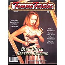 Femme Fatales Magazine February 25, 2000 - Volume 8 No. 12 - Heather Donahue Cover - 1999 Annual Femmes of the Year Issue