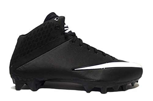 outlet store 49ad4 c0f0d Amazon.com   Nike Vapor Speed 2 3/4 TD CF Football Cleats (15, Black ...