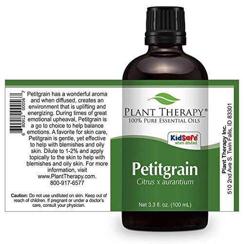 Plant Therapy Petitgrain Essential Oil 100 mL (3.3 oz) 100% Pure, Undiluted, Therapeutic Grade by Plant Therapy (Image #2)