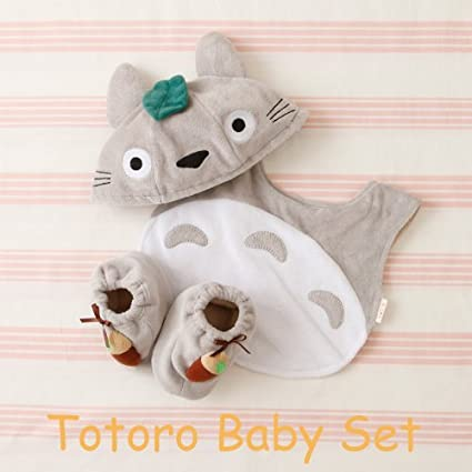 Amazon.com  Totoro baby gift set large My Neighbor Totoro (japan import)   Toys   Games af97cc69a