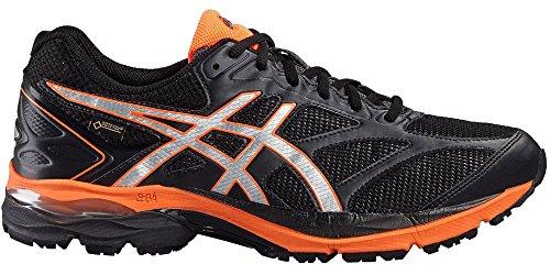 De Entrainement silver Running Gel Orange Black Pulse Homme 8 hot Chaussures Asics ITnUx