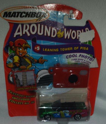 - Matchbox Around the World #5 Leaning Tower of Pisa