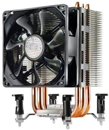 Cooler Master Hyper TX3 EVO - Ventiladores de CPU '3 Heatpipes, 1x Ventilador PWM de 92mm, 4-Pin Connector' RR-TX3E-22PK-R1