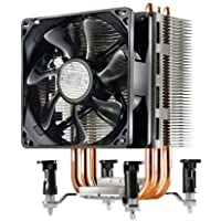 Cooler Master - RR-TX3E-22PK-R1 - Hyper TX3 EVO Ventilateurs de processeur '3 Heatpipes- 1x ventilateur 92mm PWM- 4-Pin Connector'