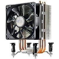 Cooler Master Hyper TX3 EVO CPU Air Cooler '3 Heatpipes, 1x 92mm PWM Fan, 4-Pin Connector' RR-TX3E-22PK-R1
