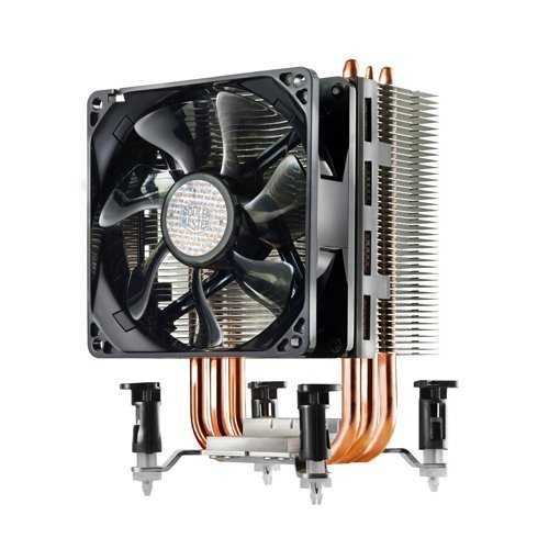 Hyper TX3 - CPU Cooler with 3 Direct Contact Heat Pipes ()