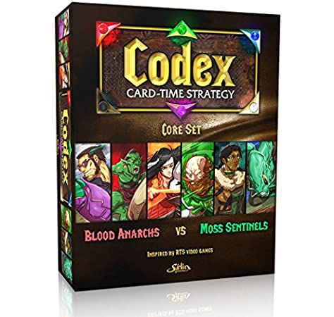 Sirlin Games Codex Core Set - English: Amazon.es: Juguetes y juegos